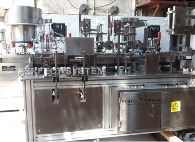 DF Ball Pen Chamfering Machine