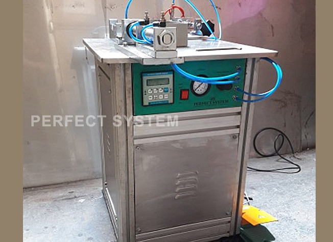 Semi automatic marker pen ink filling machine