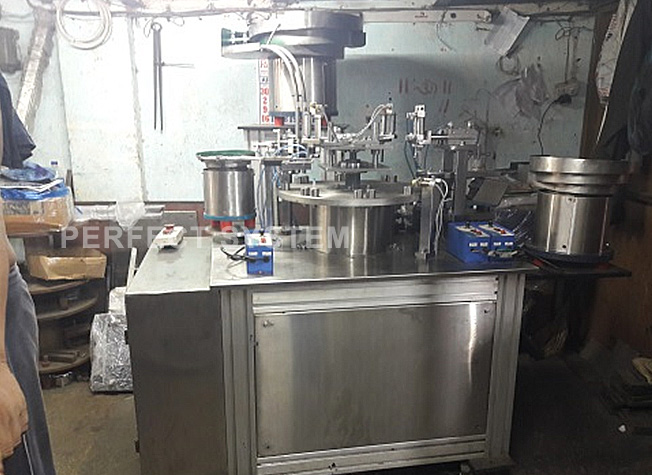 Pharmaceuticals cosmetic machinery