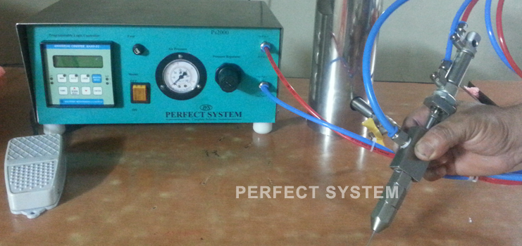 Automatic Fluid Dispenser